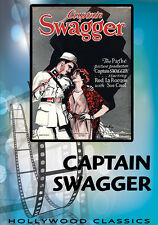 CAPTAIN SWAGGER (1928) DVD Rod La Rocque Dir. Edward H. Griffith *silent*