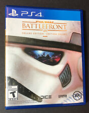 Star Wars Battlefront [ DELUXE Edition ] (PS4) USED
