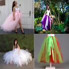 Tulle Tutu Underskirt Swing Petticoat Fancy Net Skirt Wedding Party Stage Dress