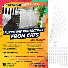 New listing Panther Armor Furniture Protectors from Cat Scratch - 8(Eight)-Pack – Couch Gu