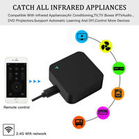For Alexa Google Home 2.4GHz Mini Remote Controller WiFi Smart Infrared Control