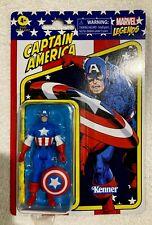 "HASBRO Marvel Legends CAPTAIN AMERICA 3.75"" Figure RETRO Line  **NEW**  Avengers"