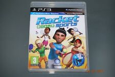Racket Sports PS3 Playstation 3 (Move Required) **FREE UK POSTAGE**