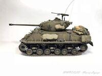 Sherman M4A3E8 1:35 - gebaut und gemalt (Pro-Built)