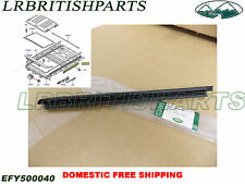 LAND ROVER SUNROOF RETAINER LH RANGE ROVER 2003 TO 2012 OEM NEW EFY500040