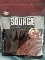 THE SOURCE  BOILIES, DYNAMITE BAITS, Carp Fishing Bait , SESSION PACK,, 50x10mm
