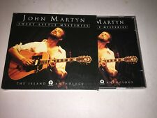 John Martyn: Sweet Little Mysteries: The Island Anthology: 2 x CD Album: ED1