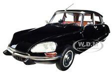 1974 Citroen Ds 23 Pallas Black 1/18 Diecast Model Car By Norev 181482