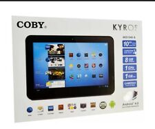 Coby Kyros Android 4.0 8GB Wi-Fi Tab Tablet Black