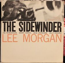 LEE MORGAN THE SIDEWINDER BLUE NOTE NEW YORK USA STEREO LP!