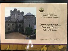 COFFRET IRLANDE BU 2006 EUROS - 8 PIECES
