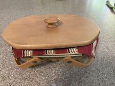 2006 Longaberger Tree Trimming Basket Combo