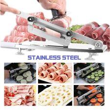 Professional Chef Slicer Cheese Food Butcher Ham Bacon Cutter Restaurant Deli