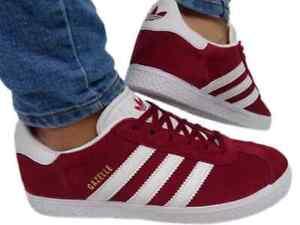 New CQ2874 ADIDAS GAZELLE J Girls Junior Trainers Boys GENUINE Shoes UK-3-4-5,5