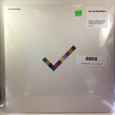 Pet Shop Boys - Yes LP NEW