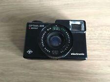 AGFA Optima 335 Electronic Film Camera- Untested-Read Description-Good Condition