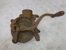 Antique BLACKHAWK CORN SHELLER  9 1903A by AH PATCH