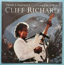 """CLIFF RICHARD ~ FROM A DISTANCE ... THE EVENT ~ 1990 UK 24-TRACK """"LIVE"""" 2LP SET"""