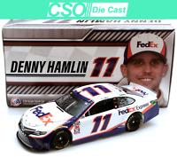 Denny Hamlin 2020 FedEx Express 1/24 Die Cast IN STOCK