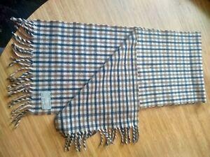 Mens aquascutum scarf