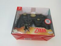 PDP Zelda Link Wired Fight Pad Pro Controller for Switch - Black