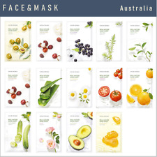NATURE REPUBLIC - REAL NATURE MASK SHEETS - 14 OPTIONS