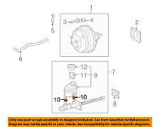 TOYOTA OEM ABS Anti-Lock Brake System-Grommet 4725516010