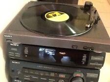 Sony Cassette Recording Hi Fi Systems