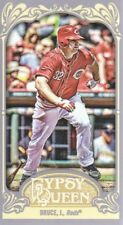 2012 Topps Gypsy Queen Mini Gypsy Queen Back #48 Jay Bruce