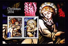 2014 Christmas - MUH Mini Sheet