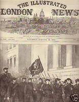 1870 Illustrated London News Oct 29 - Metz Surrenders
