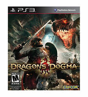 DRAGON'S DOGMA PLAYSTATION 3 PS3 VIDEO GAME   BRAND NEW & SEALED