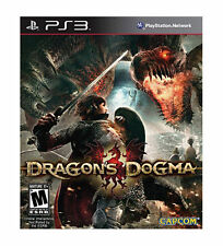 New: Dragon's Dogma - Playstation 3: PlayStation 3, sony_playstation3 Video Game