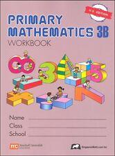 Primary Mathematics 3B Workbook - U.S. Edition NEW