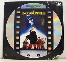 LASERDISC Film INCORRUPTIBLES THE UNTOUCHABLES -BRIAN DE PALMA -PHILIPS 084088-1