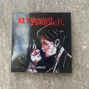 NEW - LIMITED EDITION HIPDOT X MY CHEMICAL ROMANCE EYE SHADOW PALLET