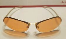 Oliver Peoples Farfalla Women's Sunglasses Gold Frames Pink PRESCRIPTION LENSES