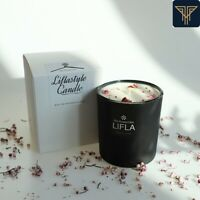 LIFLA / Natural Soy Candle 5 Scents Set Fragrance Handmade Smokeless by Korean