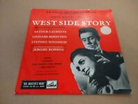 """MARLYS WATTERS / DON McKAY """" WEST SIDE STORY """" 7"""" SINGLE P/S VG/VG 1959"""