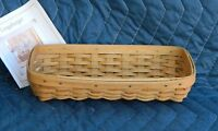 Mother's Day Special Things Longaberger Basket 2003 RARE