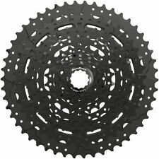 SunRace M993 Cassette - 9 Speed 11-50t ED Black Alloy Spider and Lockring