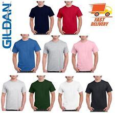 1 3 5 10 Pack Plain Blank Gildan 100% Heavy Cotton TShirts T-shirt Mix Color Lot