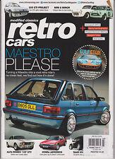 RETRO CARS MAGAZINE UK MARCH 2014.