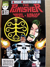 The Punisher n°8 1994 - Marvel Miniserie 1 di 3 ed. Marvel Italia   [SP9]