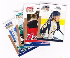 09-10 2009-10 UPPER DECK VICTORY ROOKIE GOLD FINISH YOUR SET - LOW SHIPPING RATE