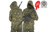 Original Russian Army KZS Camouflage Berezka USSR mesh suit size 1,2