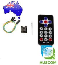 Infrared IR Wireless Remote Control Module Kit IFR RC Set Arduino Pi