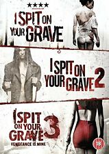 I Spit On Your Grave I Spit On Your Grave 2 I Spit On Your Grave3 [DVD]