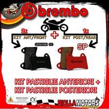 BRPADS-42216 KIT PASTIGLIE FRENO BREMBO BIMOTA DB 1 1988- 1000CC [GENUINE+SP] AN
