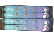 1.5V Alkaline Button Cell Watch Battery 12pcs Ag1 364 Lr621 531 Sr60